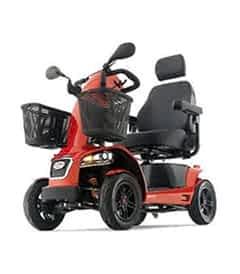 Pièces détachées et de rechange pour le scooter de mobilité électrique Freerider FR 1