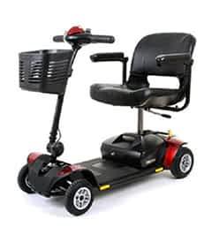 Pièces de rechange et détachées pour le scooter électrique Indépendance Royale Royal Mini 3 et 4 roues