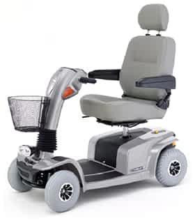 Scooter électrique handicapé Indépendance Royale Maxi en gris