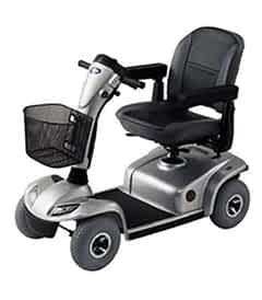 Pièces détachées et de rechange pour le scooter de mobilité électrique Invacare Leo