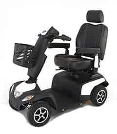 Pièces détachées et de rechange pour le scooter handicapé Invacare Orion