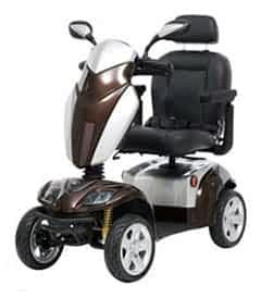 Pièces détachées et de rechange pour le scooter de mobilité électrique Kymco Agility