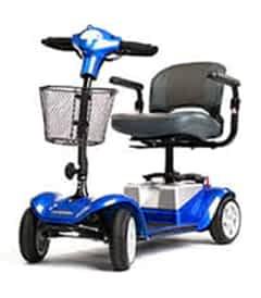 Pièces de rechange et détachées pour le scooter de mobilité électrique Kymco Mini LS et LS Confort