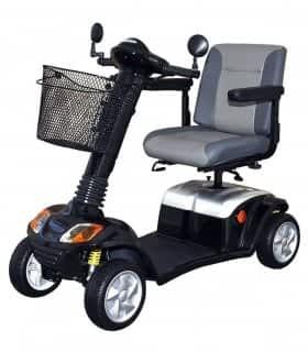 Scooter électrique de mobilité réduite Kymco Super en noir