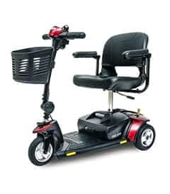Pièces détachées et de rechange pour le scooter de mobilité électrique Pride GoGo Elite Traveller 3 roues