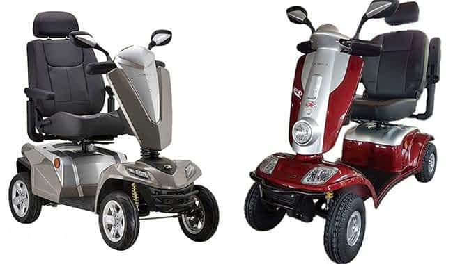 Le scooter électrique handicapé Kymco Maxer et le scooter senior Kymco Maxi XLS sont les alternatives au Kymco Agility
