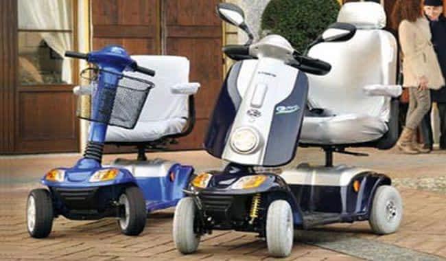 L'alternatif de scooter électrique de mobilité réduite Kymco Super est le Kymco Midi XLS